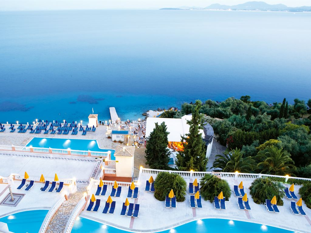 Hotel Sunshine Corfu Spa